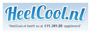 Wat heeft HeelCool.nl al opgeleverd?