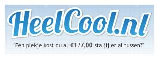 Wat is de prijs van een blokje op HeelCool.nl?